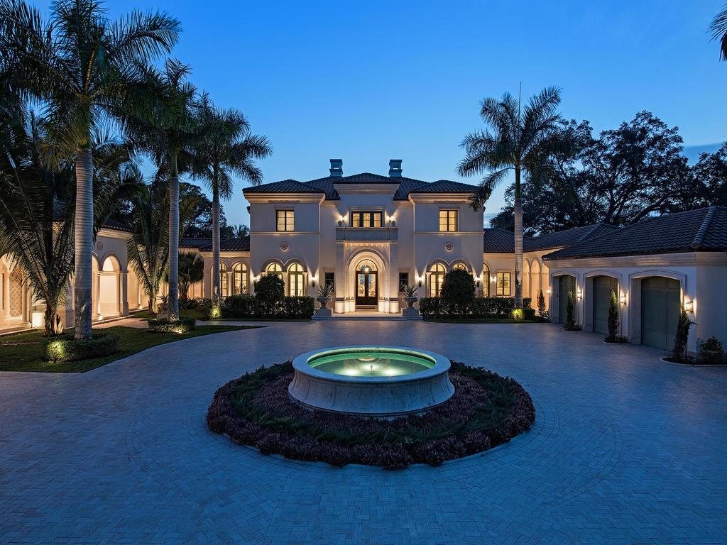 Waterfront Fort Myers Estate