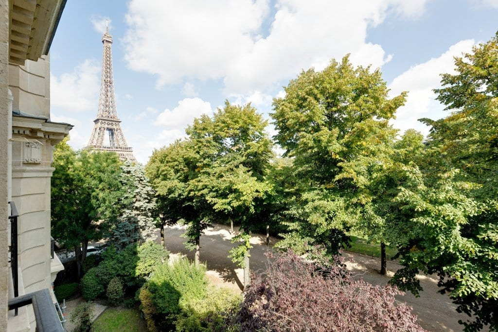 Paris 7th District – An exceptional private mansion