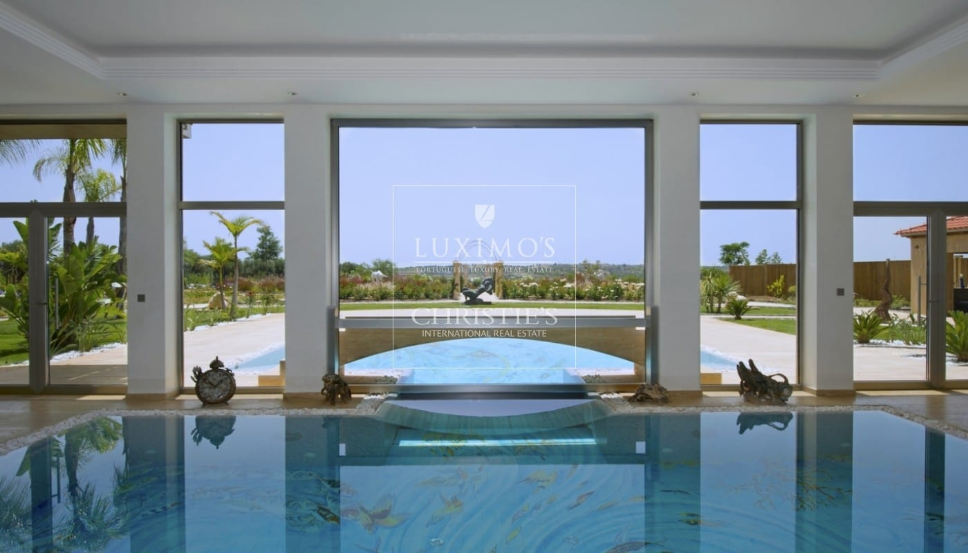 Luxury villa for sale, with pool and tennis, Silves, Algarve, Portugal