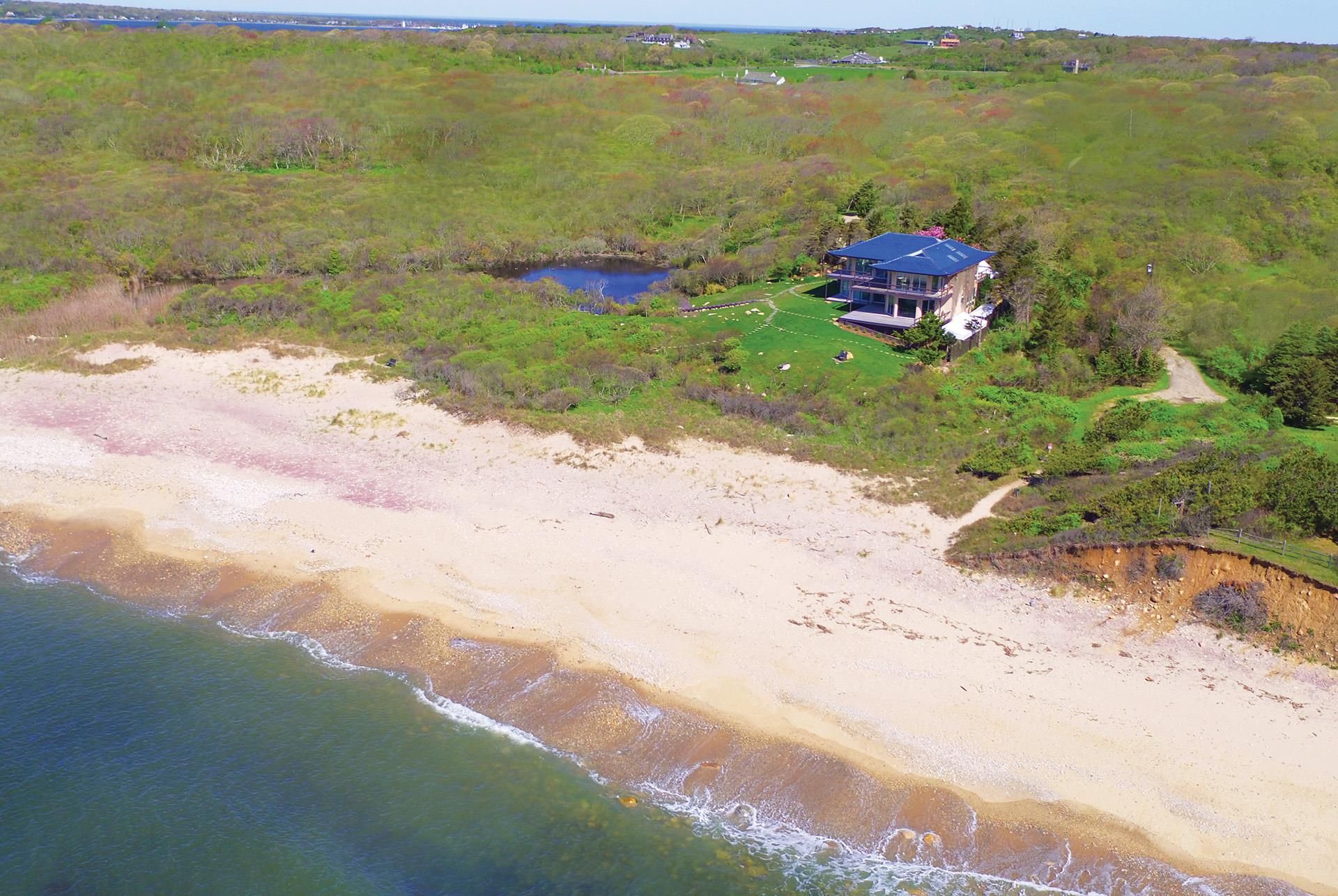 Montauk Oceanfront Paradise, 36 acres of Private Land