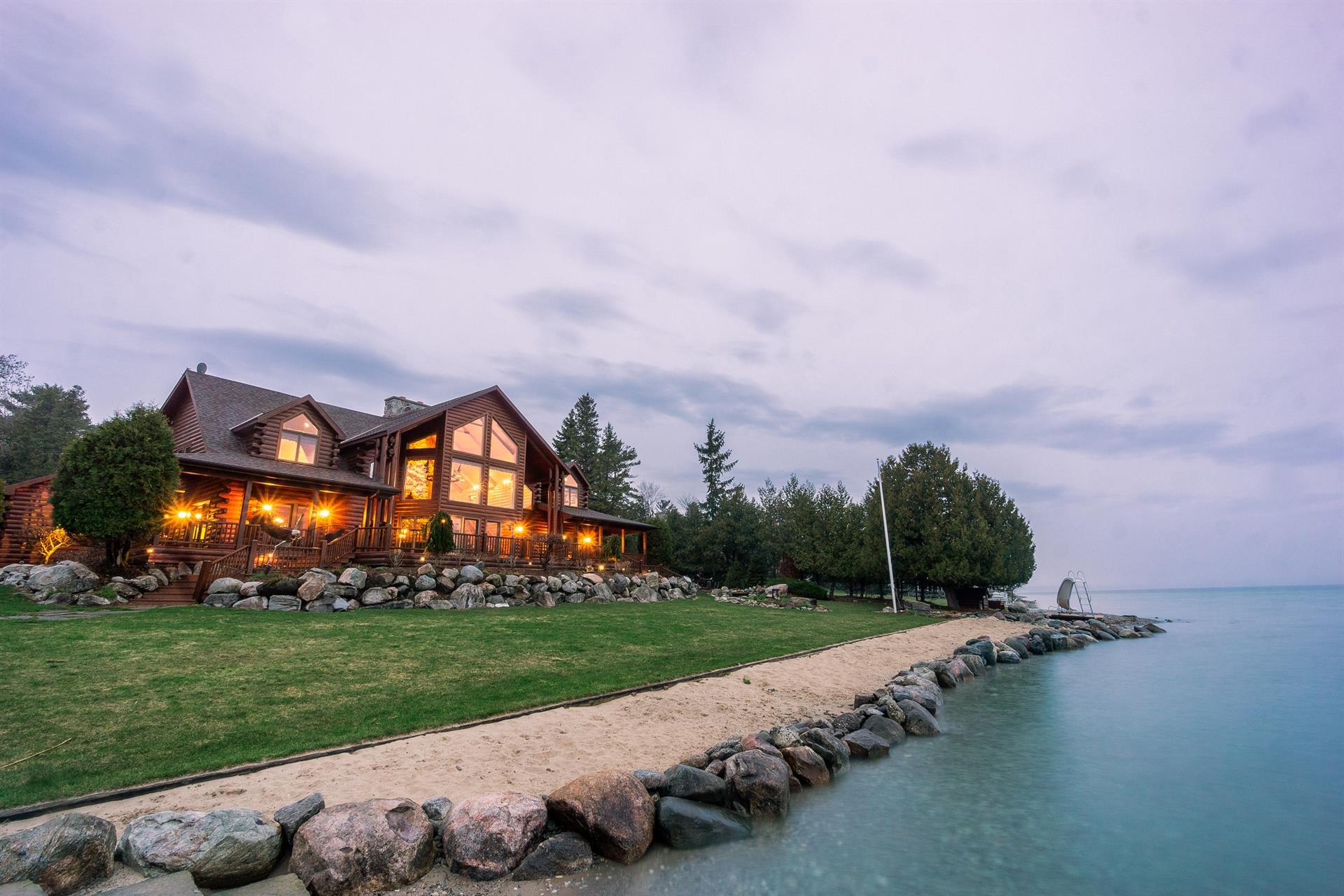 Waterfront Cabin